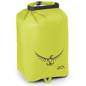 Osprey Ultralight Drysack 20 L Electric Lime